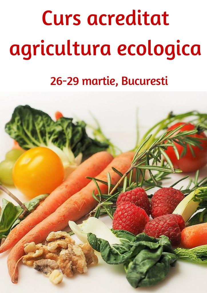 Curs de agricultura ecologica
